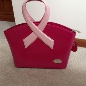 Beijo PInky Promise Breast Cancer Awareness Tote